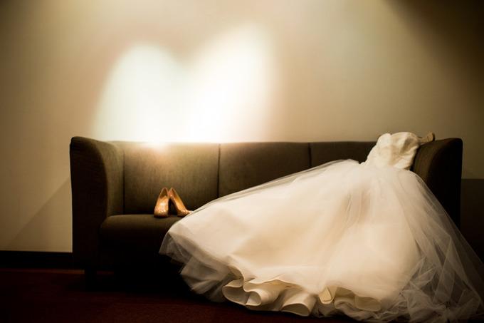 Yuichi&Yuika Wedding お洒落フォト!