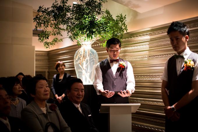 SMILE WEDDING-ぐぅのすけの挙式のおはなし♪