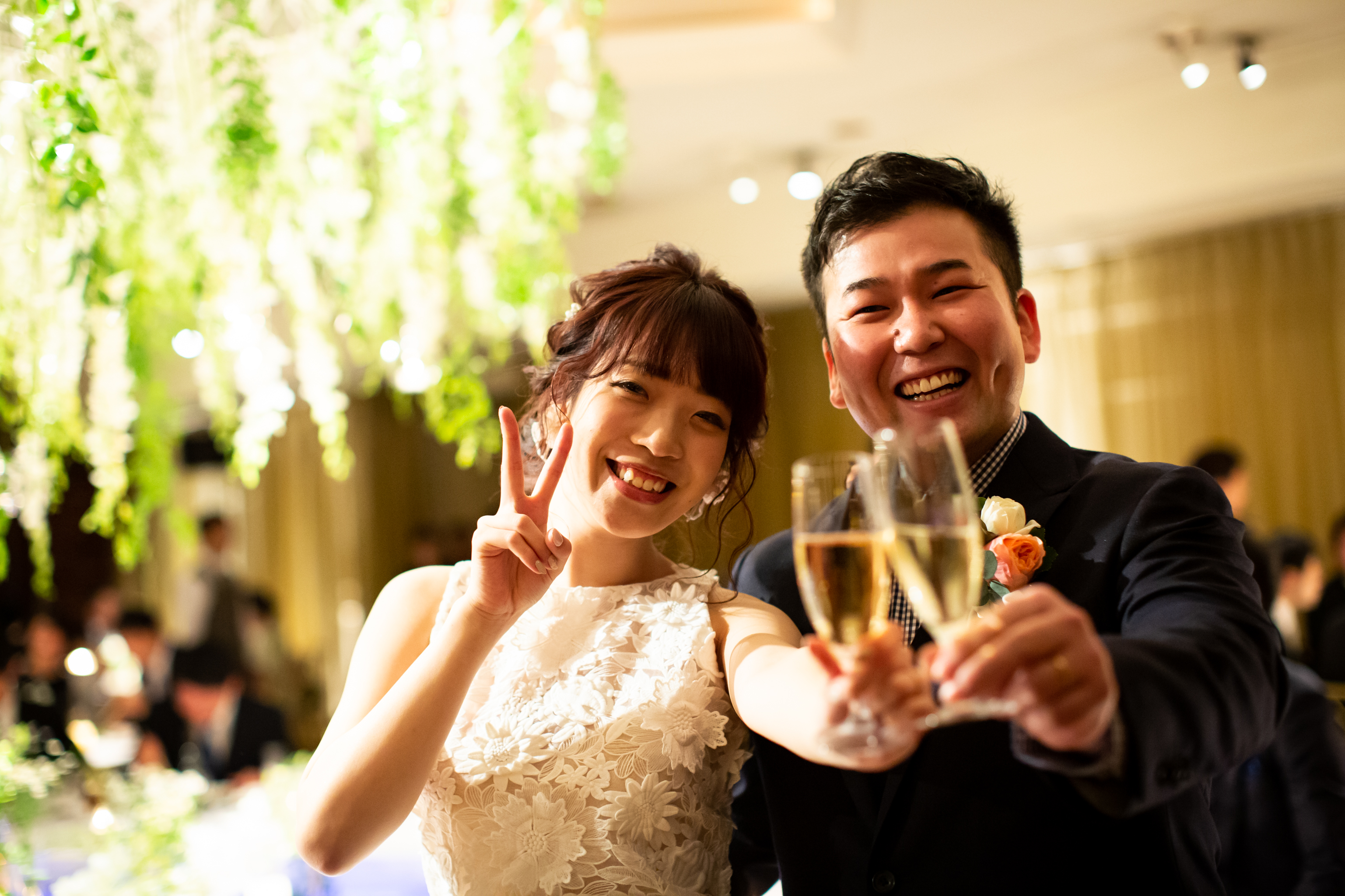 Takafumi&Mio Wedding Party♪