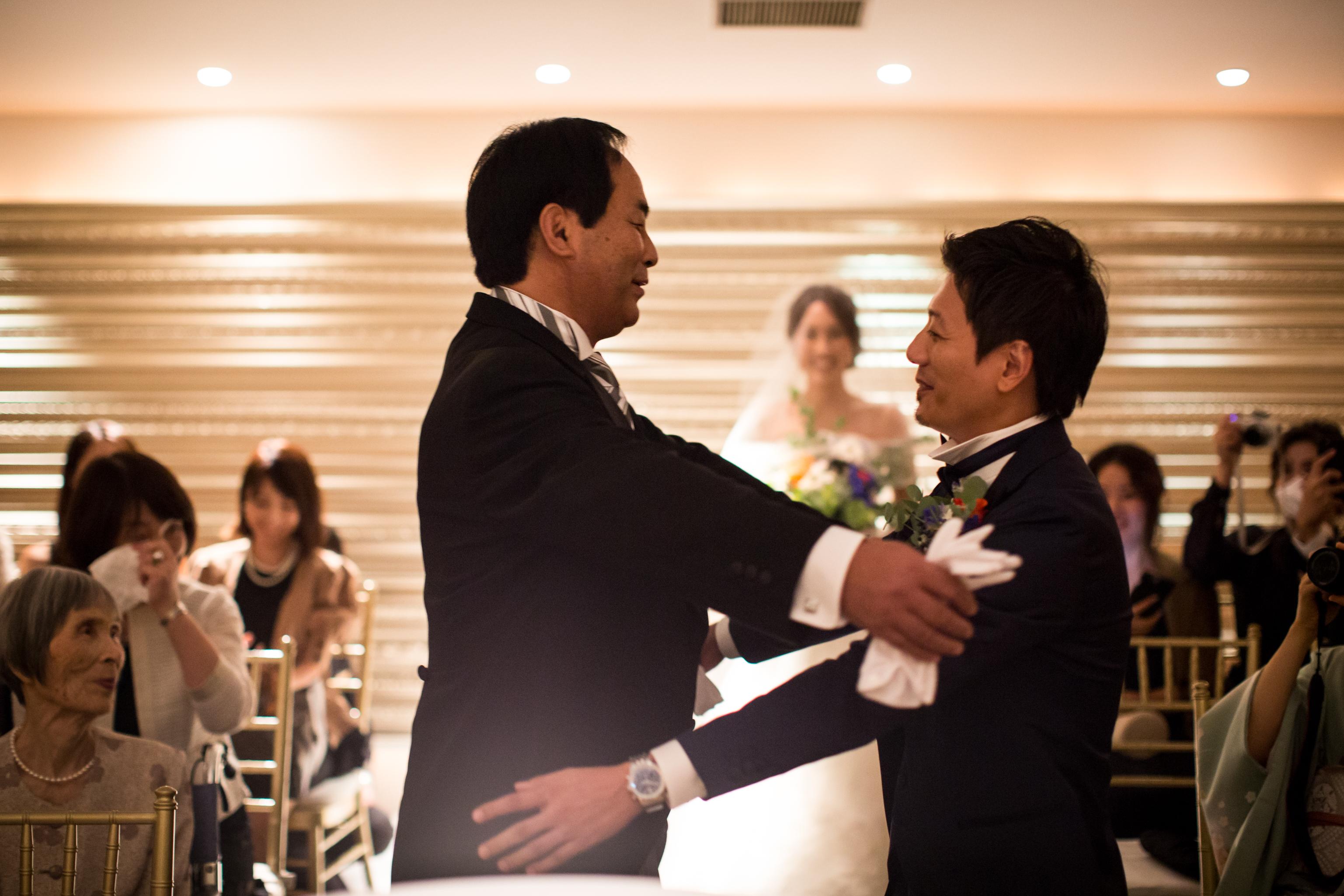 わたしの一番好きな結婚式の瞬間