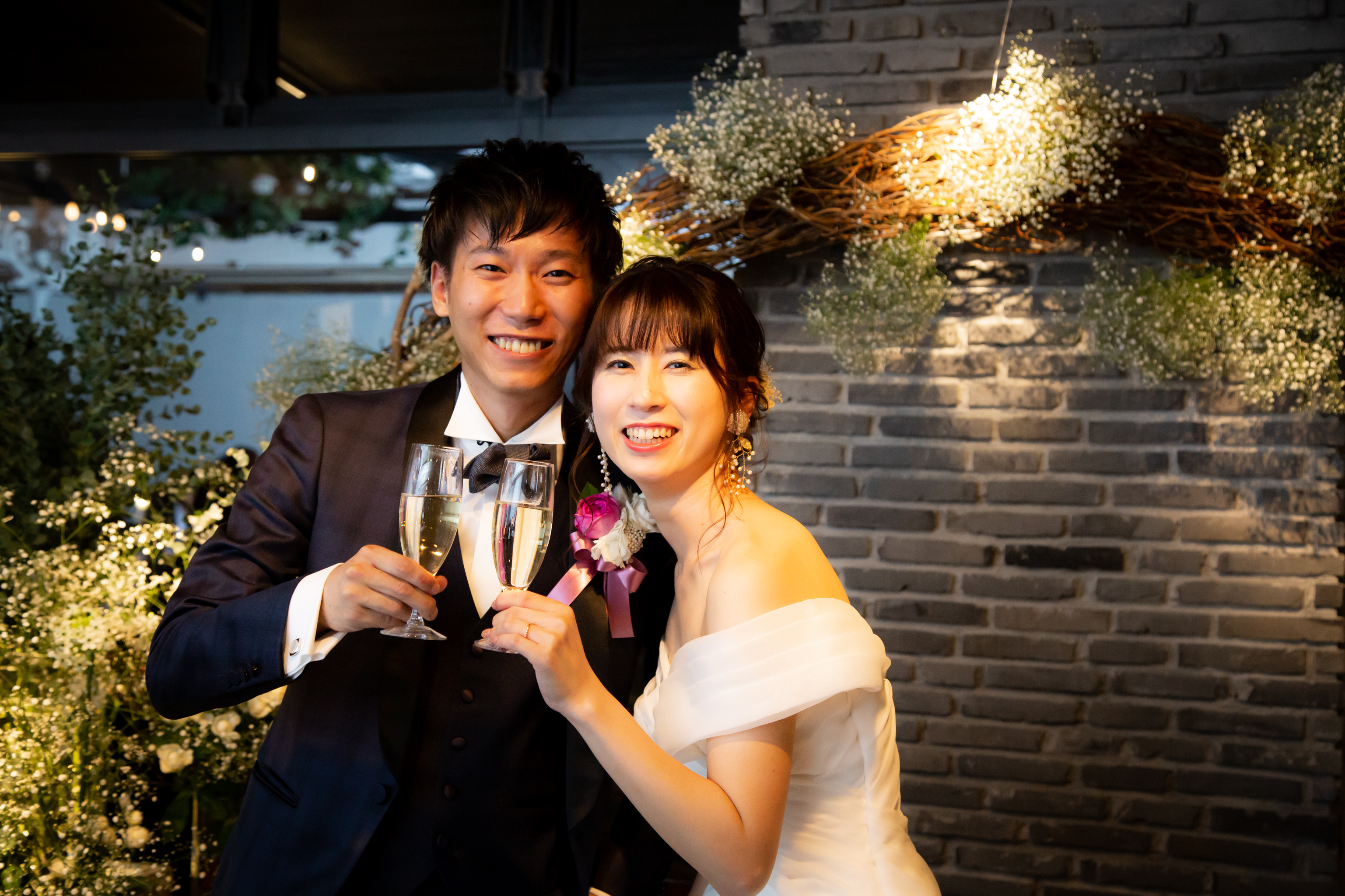 MYUJI & KANAKO Wedding report!