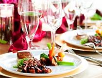 Wedding Fair ハーフコース無料試食会 試食 料理重視