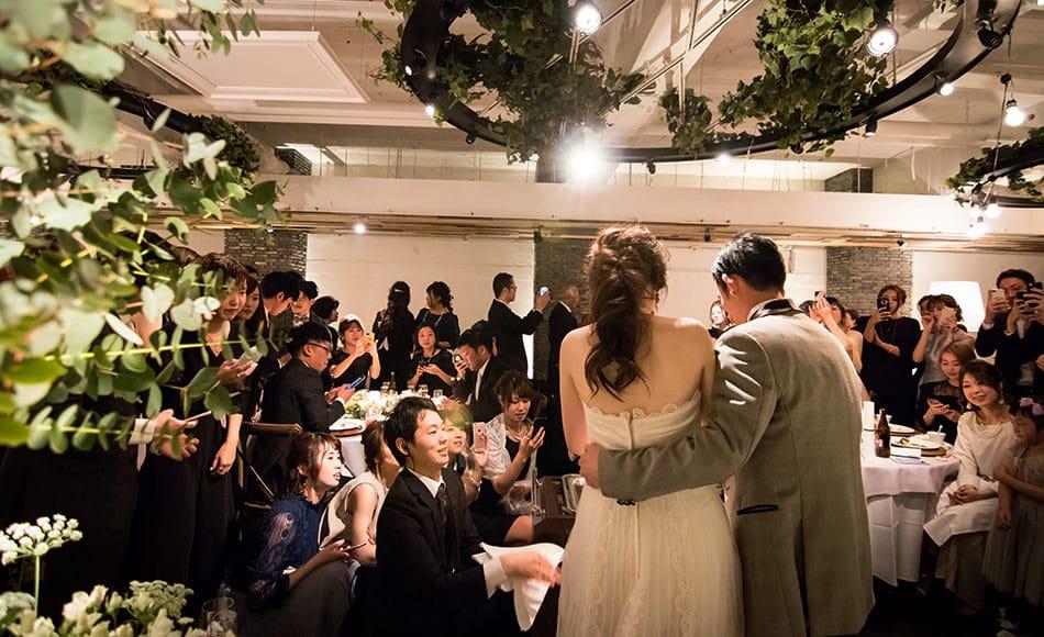 岡山の結婚式場 ザ マグリット Banquet 劇場スタイル 大人数 少人数 カジュアルパーティ 4か月以内の結婚