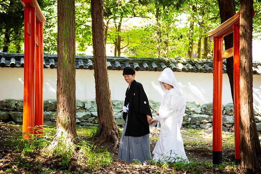 神社婚の魅力