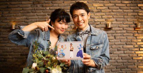 Nobuyoshi&Kae wedding report !
