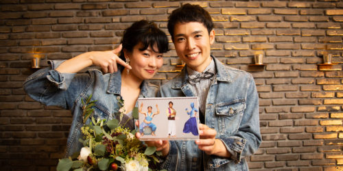 Nobuyoshi&Kae wedding report !