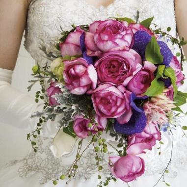 ザ マグリット | 岡山県岡山市の結婚式場・パーティーウェディング・おもてなしウェディング ブーケ9