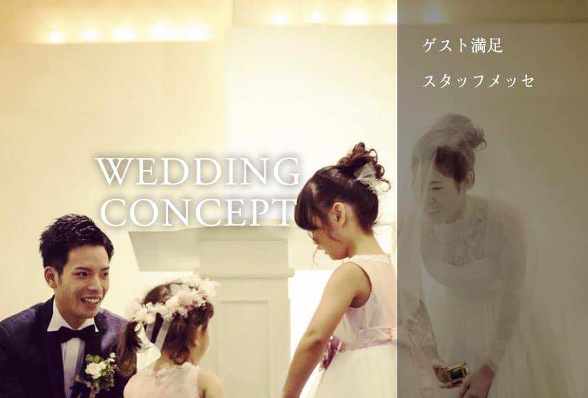 ザ マグリット | 岡山県岡山市の結婚式場・パーティーウェディング・おもてなしウェディング マグリットサイトマップ ウェディング コンセプト