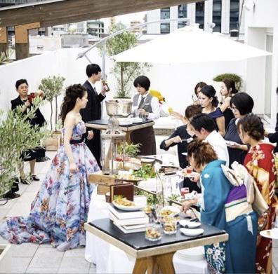 ザ マグリット | 岡山県岡山市の結婚式場・パーティーウェディング・おもてなしウェディング 岡山市内 結婚式 会場 ギャラリー 写真で綴る実際のウェディングシーン