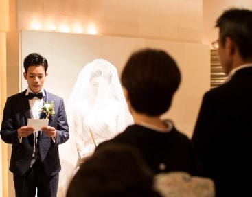 ザ マグリット | 岡山県岡山市の結婚式場・パーティーウェディング・おもてなしウェディング 愛する心を言葉で誓う2