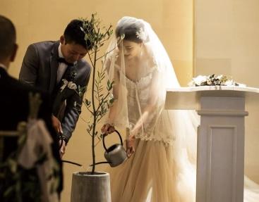 ザ マグリット | 岡山県岡山市の結婚式場・パーティーウェディング・おもてなしウェディング お二人の想いをカタチにします3