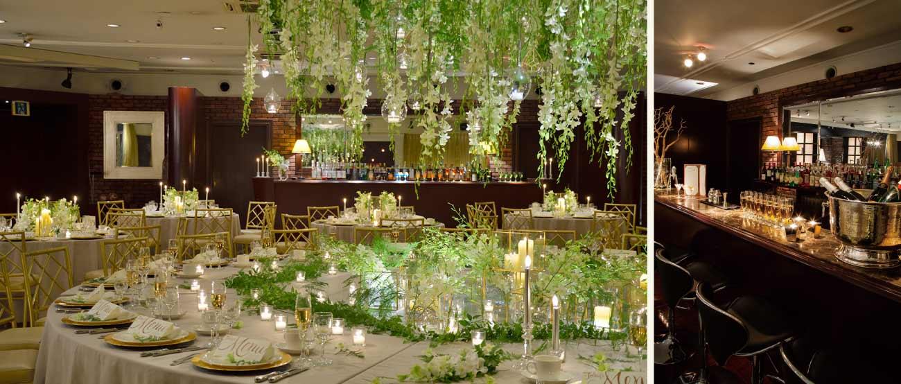 ザ マグリット | 岡山県岡山市の結婚式場・パーティーウェディング・おもてなしウェディング クラブモーガン4