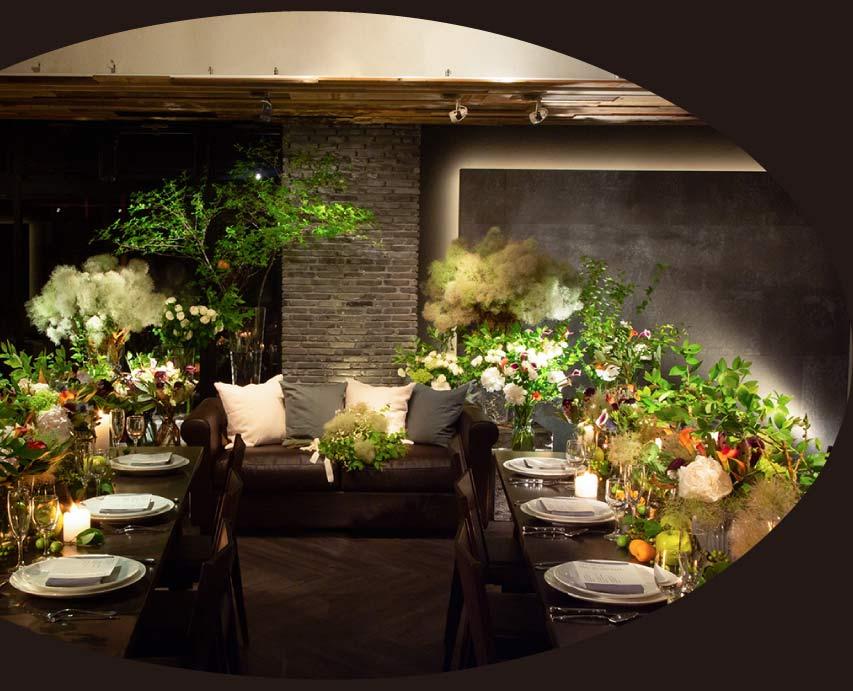 ザ マグリット | 岡山県岡山市の結婚式場・パーティーウェディング・おもてなしウェディング マグリットのフュージョン料理