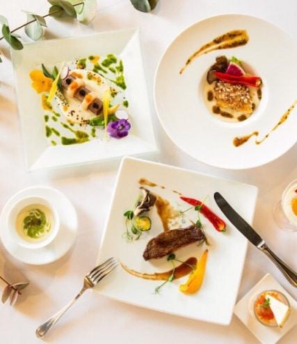 ザ マグリット | 岡山県岡山市の結婚式場・パーティーウェディング・おもてなしウェディング マグリットのフュージョン料理3