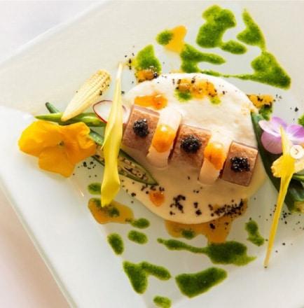 ザ マグリット | 岡山県岡山市の結婚式場・パーティーウェディング・おもてなしウェディング マグリットのフュージョン料理6
