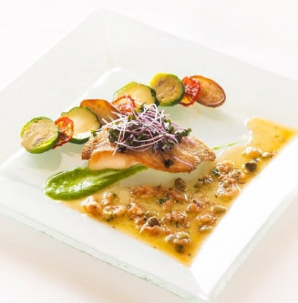 ザ マグリット | 岡山県岡山市の結婚式場・パーティーウェディング・おもてなしウェディング マグリットのフュージョン料理7