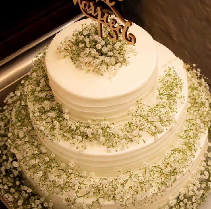 ザ マグリット | 岡山県岡山市の結婚式場・パーティーウェディング・おもてなしウェディング オリジナルウェディングケーキ