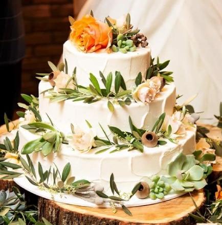 ザ マグリット | 岡山県岡山市の結婚式場・パーティーウェディング・おもてなしウェディング オリジナルウェディングケーキ8
