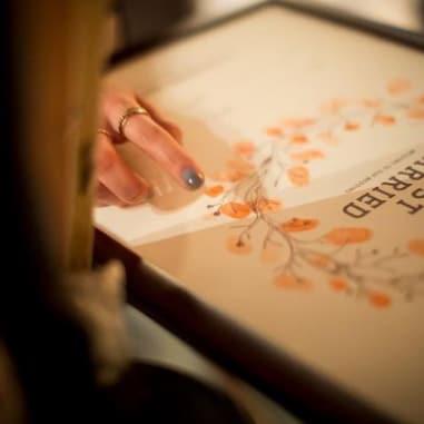 ザ マグリット | 岡山県岡山市の結婚式場・パーティーウェディング・おもてなしウェディング ペーパーアイテム4