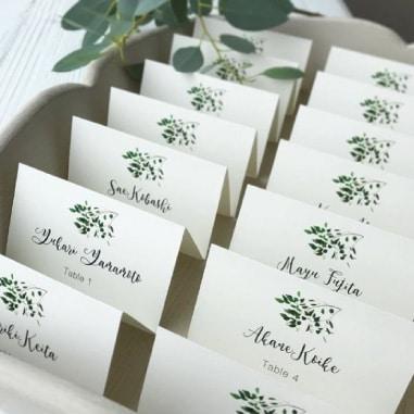 ザ マグリット | 岡山県岡山市の結婚式場・パーティーウェディング・おもてなしウェディング ペーパーアイテム5