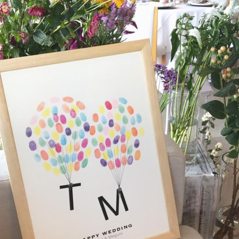 ザ マグリット | 岡山県岡山市の結婚式場・パーティーウェディング・おもてなしウェディング ペーパーアイテム6
