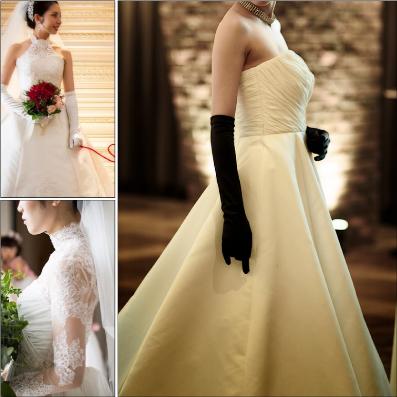 ザ マグリット | 岡山県岡山市の結婚式場・パーティーウェディング・おもてなしウェディング ドレス6