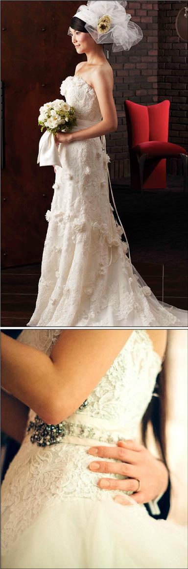 ザ マグリット | 岡山県岡山市の結婚式場・パーティーウェディング・おもてなしウェディング ドレス7