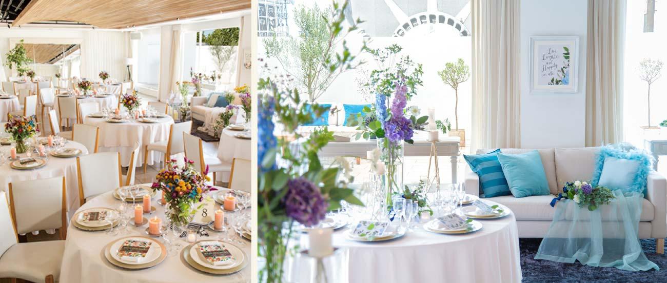 ザ マグリット | 岡山県岡山市の結婚式場・パーティーウェディング・おもてなしウェディング リバティ・ペントハウス4