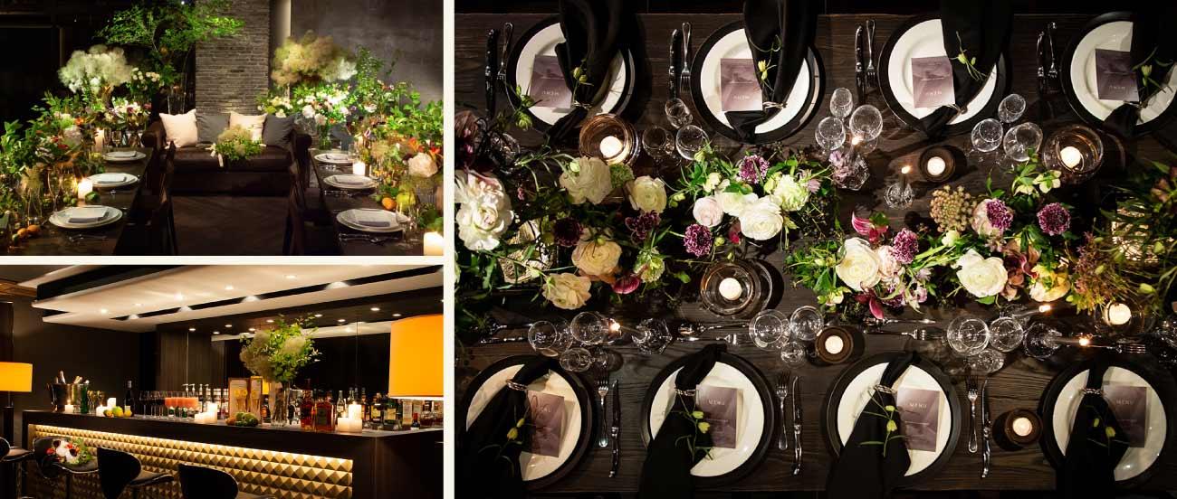 ザ マグリット | 岡山県岡山市の結婚式場・パーティーウェディング・おもてなしウェディング マグリットホール2-4