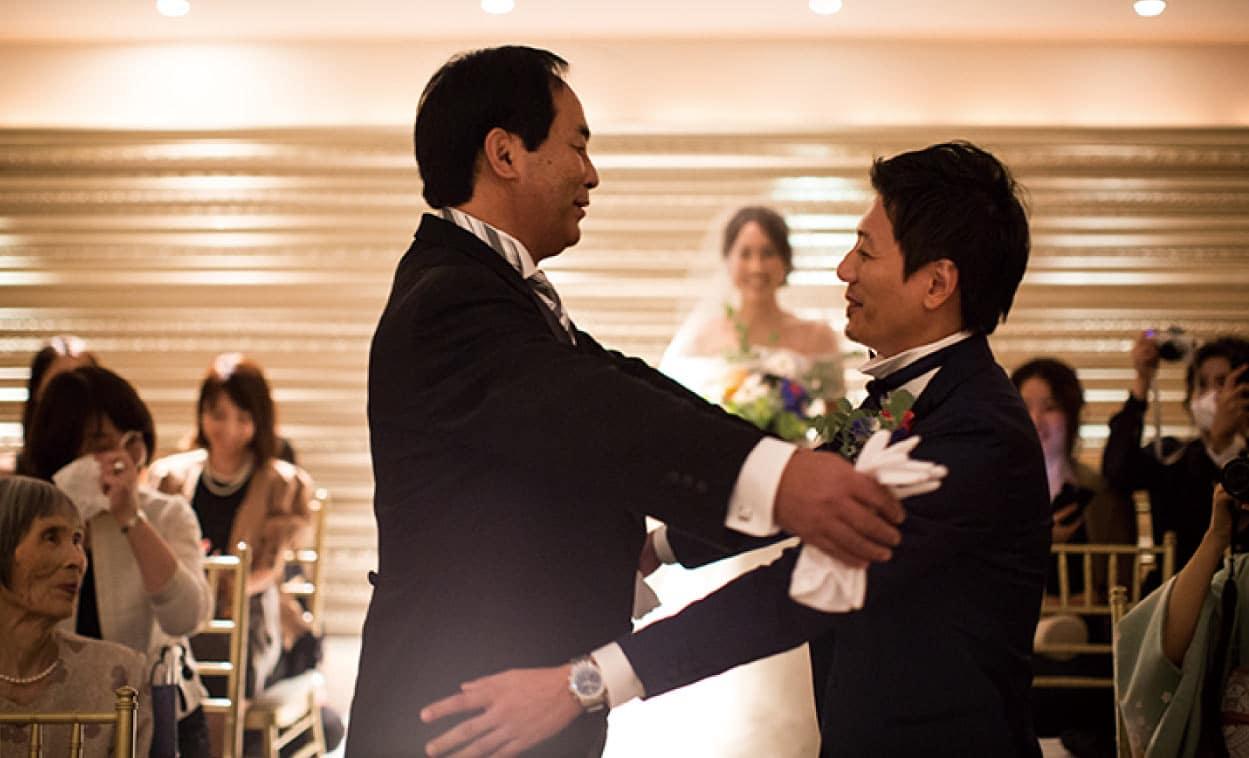 ザ マグリット | 岡山県岡山市の結婚式場・パーティーウェディング・おもてなしウェディング セレモニーコンセプト1