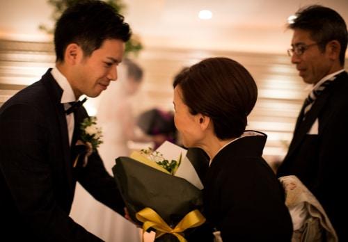 ザ マグリット | 岡山県岡山市の結婚式場・パーティーウェディング・おもてなしウェディング 感謝の想いを素直にお伝えしよう