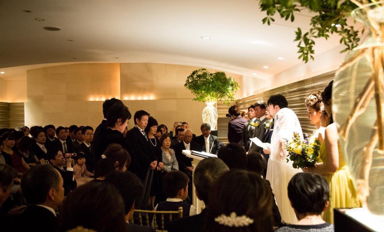 ザ マグリット | 岡山県岡山市の結婚式場・パーティーウェディング・おもてなしウェディング セレモニー スタイル