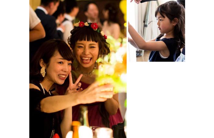 ザ マグリット | 岡山県岡山市の結婚式場・パーティーウェディング・おもてなしウェディング concept04