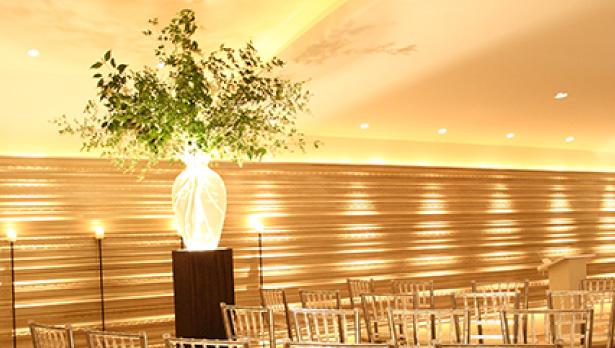 ザ マグリット | 岡山県岡山市の結婚式場・パーティーウェディング・おもてなしウェディング 二次元の絵を立体にした現実の空間