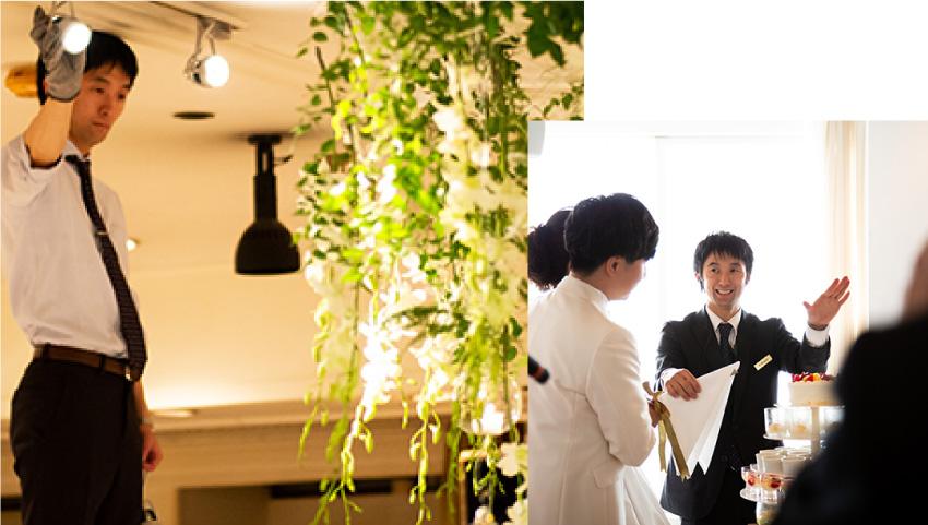 ザ マグリット | 岡山県岡山市の結婚式場・パーティーウェディング・おもてなしウェディング バンケットチーム6