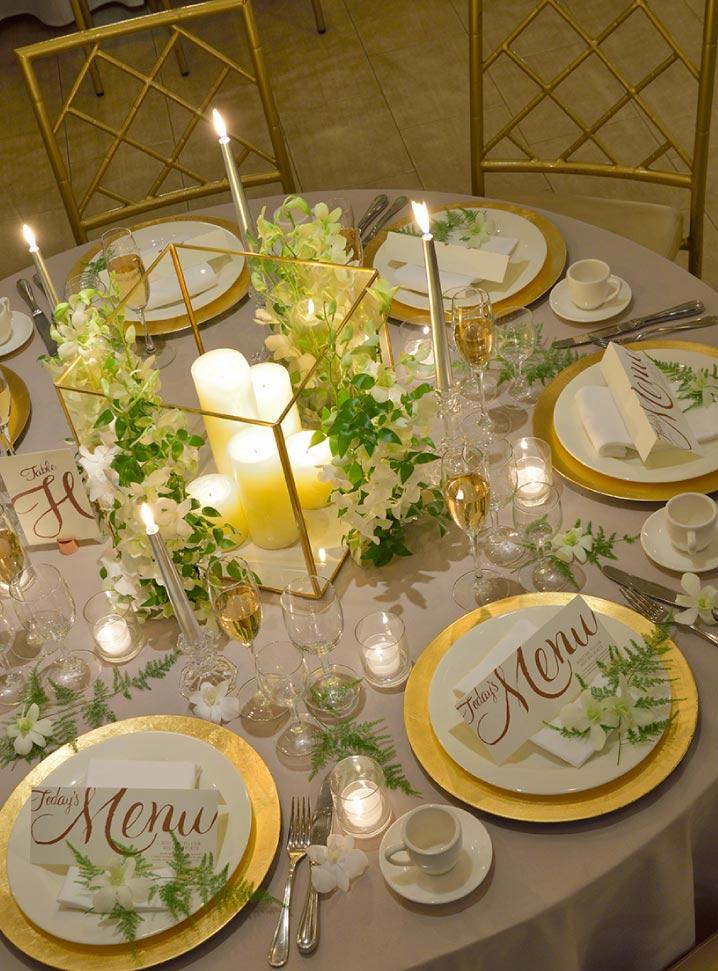 ザ マグリット | 岡山県岡山市の結婚式場・パーティーウェディング・おもてなしウェディング ウェディングパーティーコンセプト