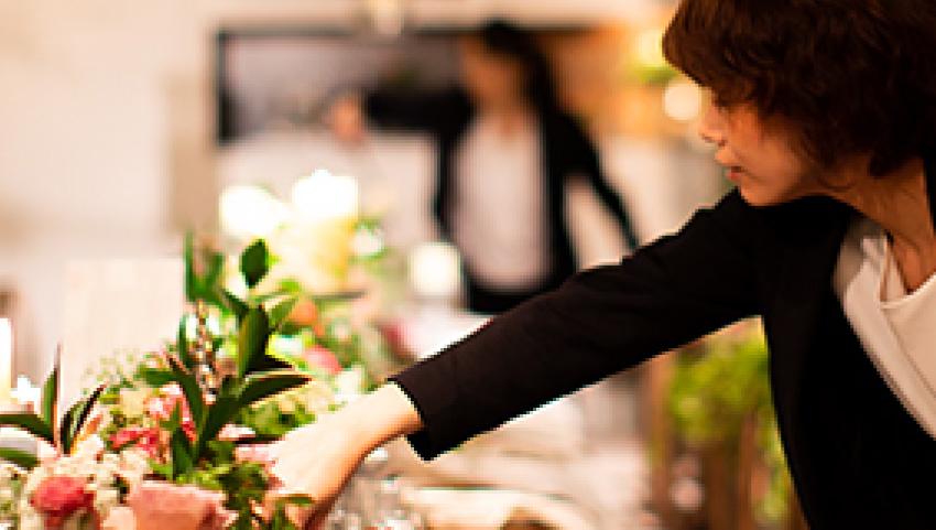 ザ マグリット | 岡山県岡山市の結婚式場・パーティーウェディング・おもてなしウェディング ウェディング・プランナー5