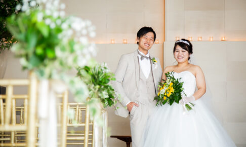 Yuki様&Minori様 Wedding Party Report!!