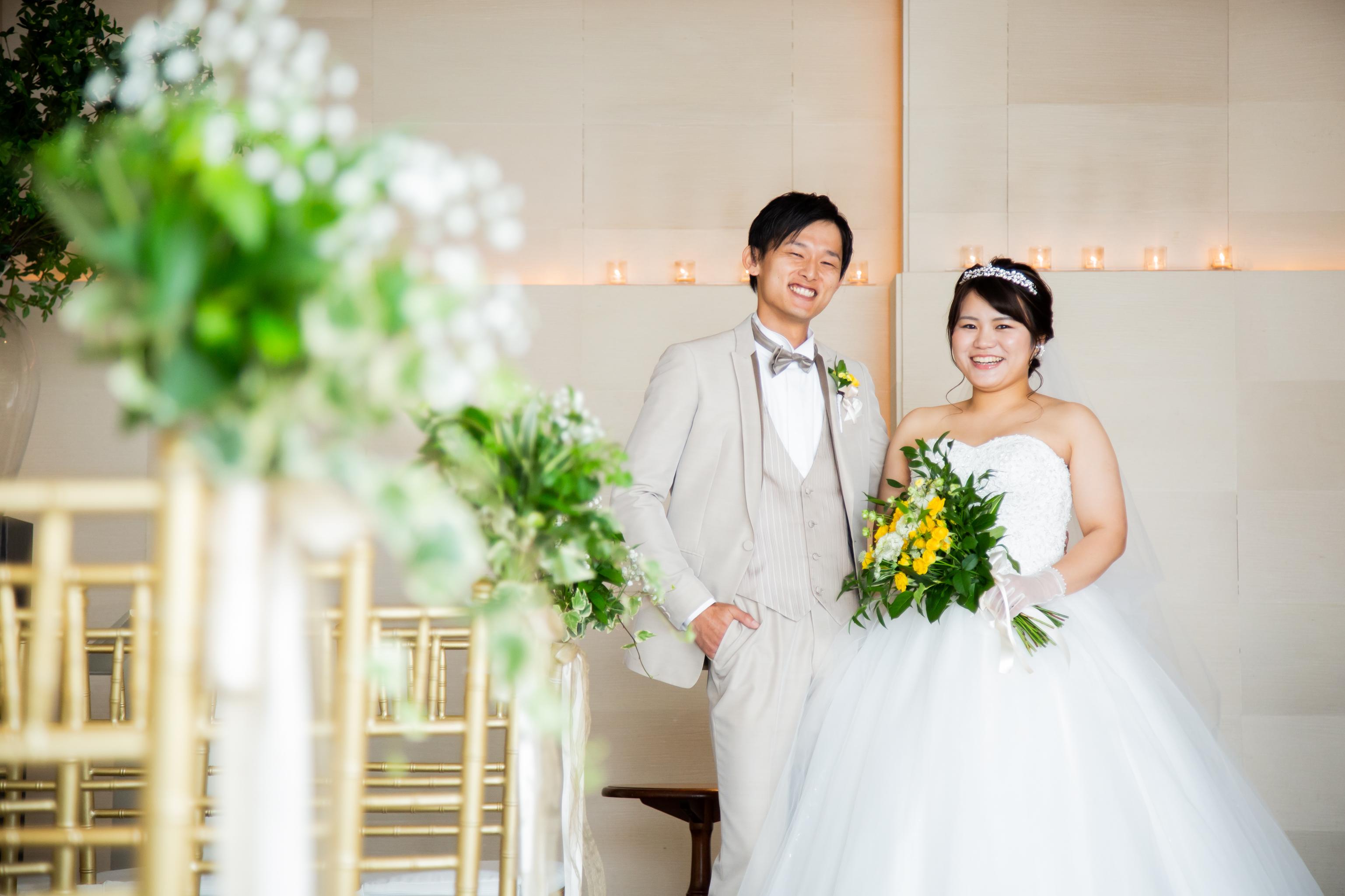 Yuki様&Minori様 Wedding Party Report!!
