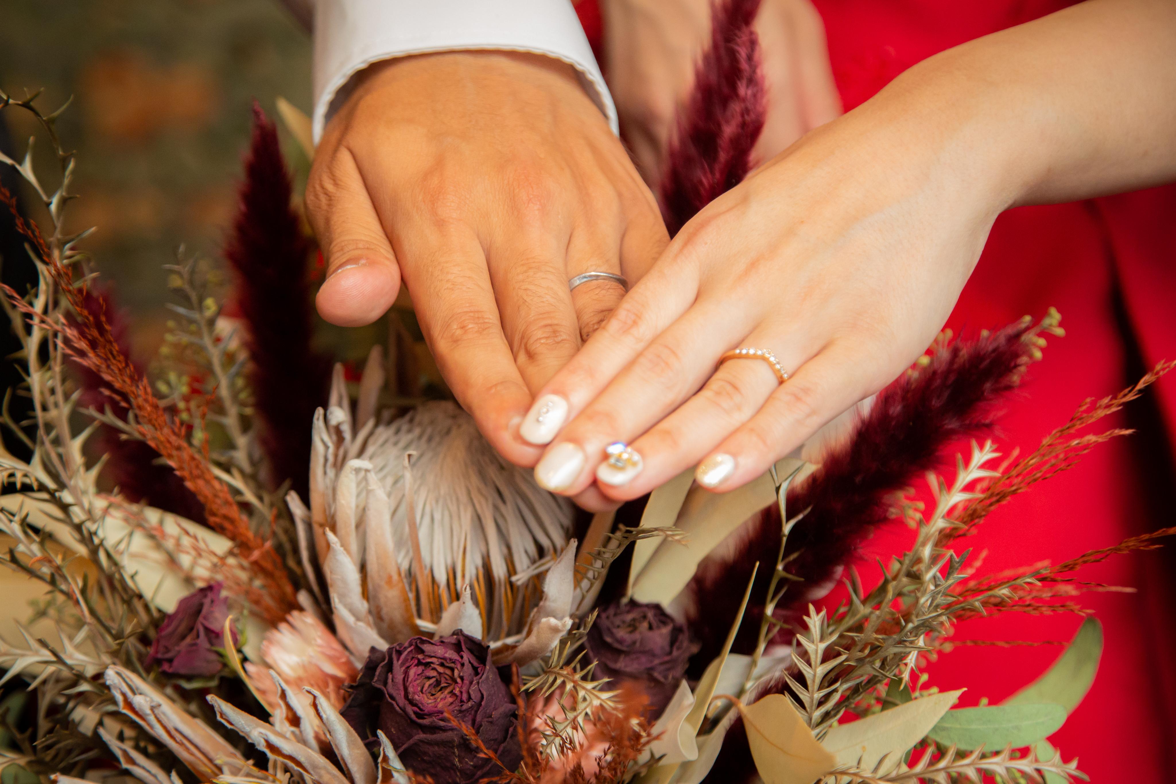 – R&S Wedding Report! –