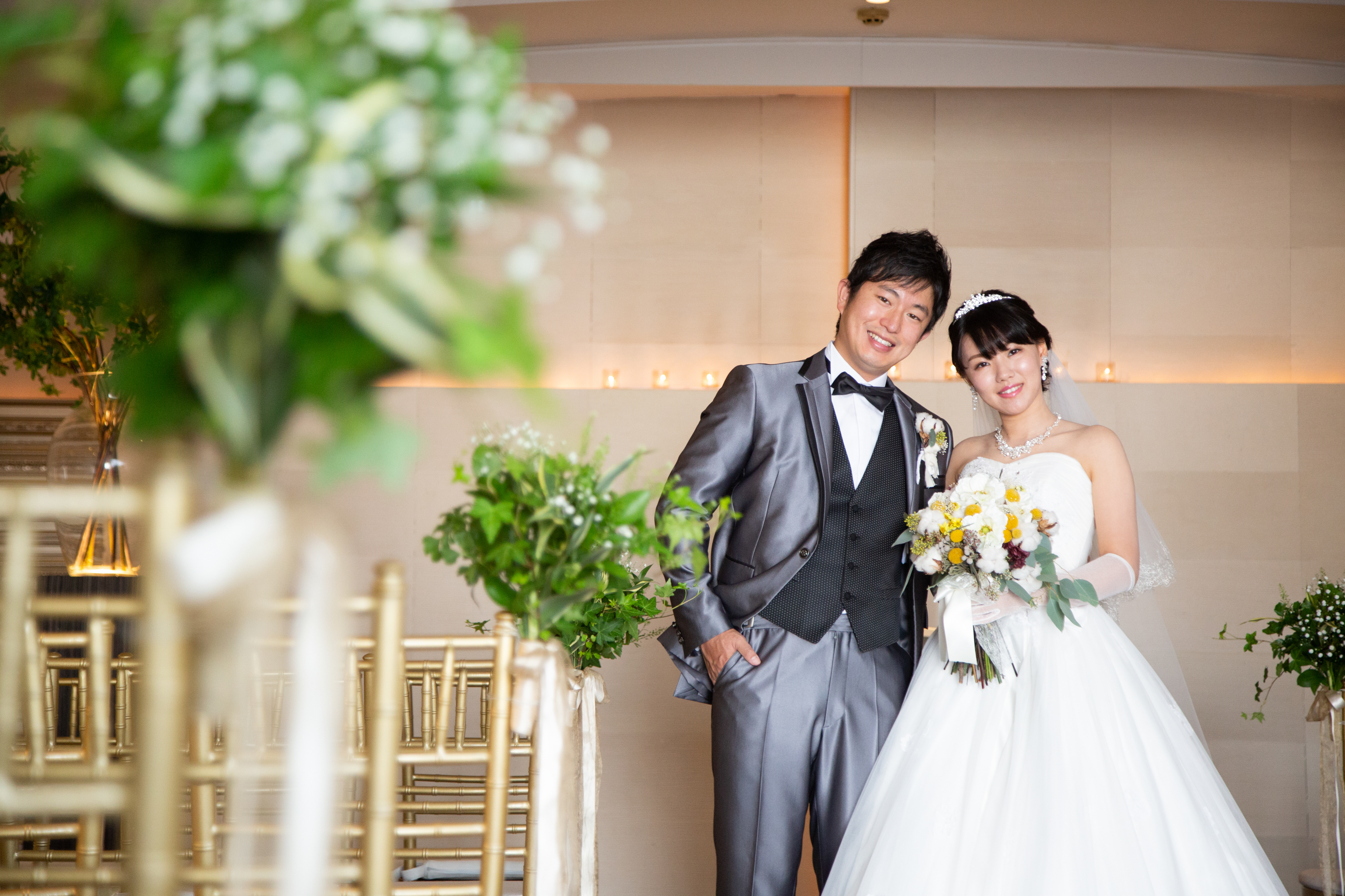 T様 & S様 Wedding Party Report♪