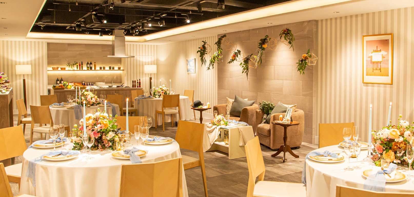 ザ マグリット | 岡山県岡山市の結婚式場・パーティーウェディング・おもてなしウェディング ジョルジェットマリー