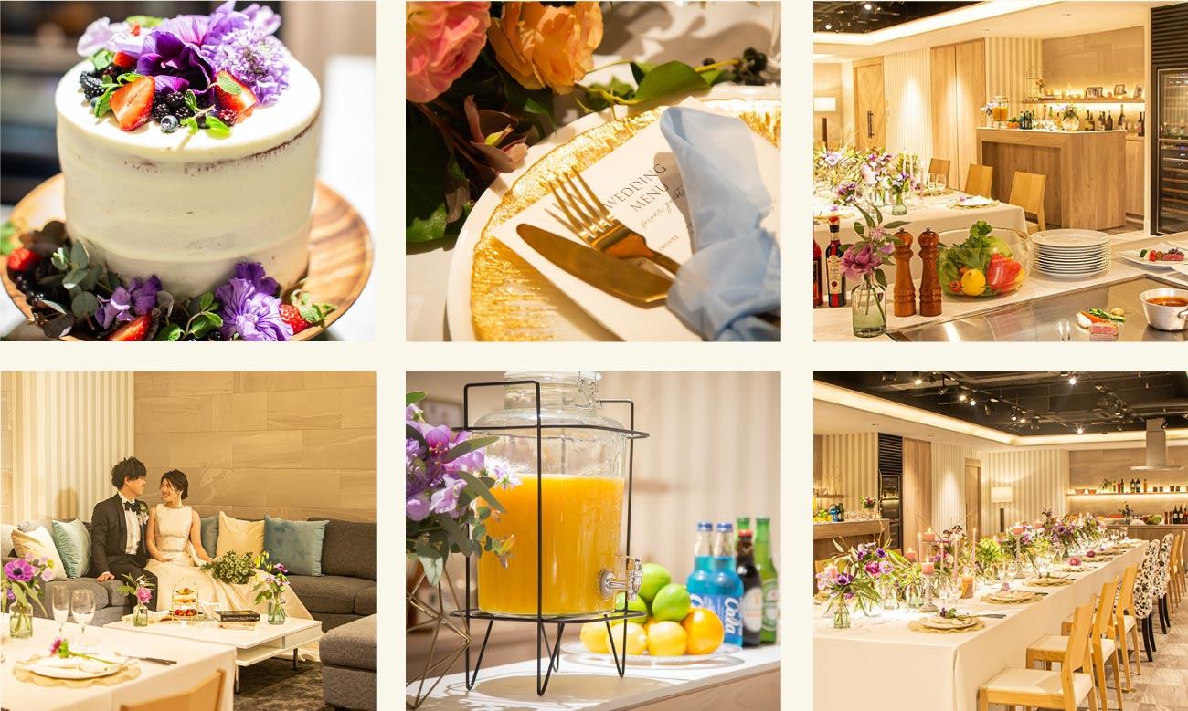 ザ マグリット | 岡山県岡山市の結婚式場・パーティーウェディング・おもてなしウェディング ジョルジェットマリー6